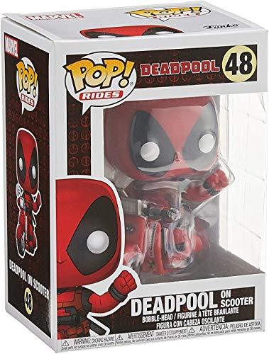 ¡Popular! Atracciones: Marvel: Deadpool: y Scooter-Estándar