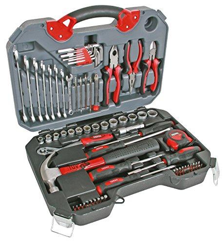 Mala de ferramentas PEREL 78 PEÇAS