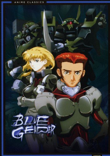 Blue Gender - Complete Series and Movie