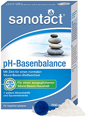 sanotact -   pH-Basenbalance