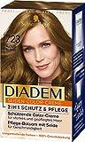Diadem Seiden-Color-Creme, Haarfarbe 723 Naturblond Stufe 3, 3er Pack(3 x 170 ml)