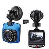 Mini cámara de salpicadero para coche con grabadora de cámara...