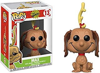 Funko Pop Books: The Grinch - Max The Dog Collectible Vinyl Figure
