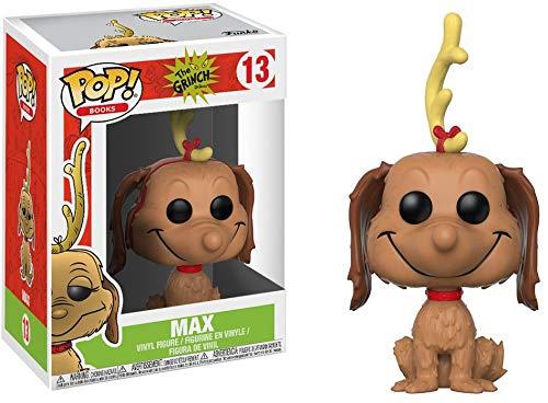 Funko 21757 Max Dog The Grinch Pop Vinyl, Multi
