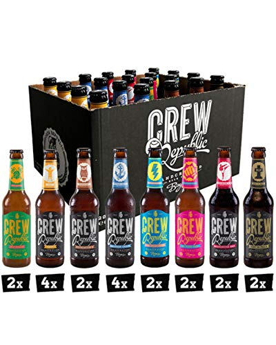 CREW Republic Craft Beer Box
