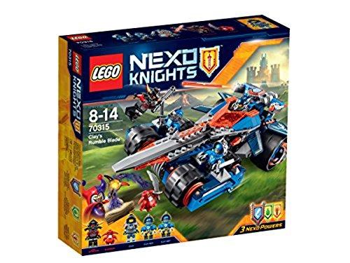 LEGO - Espada tronadora de Clay (70315)