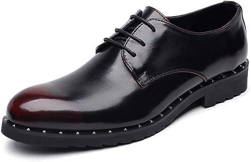 DHFUD Frühling Casual Herrenschuhe Schuhe Freizeitschuhe Herrenschuhe