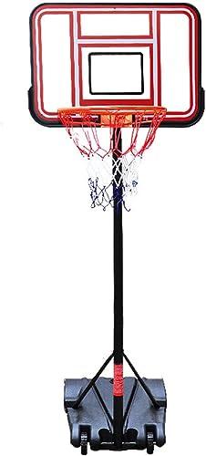 Tu satisfacción es nuestro objetivo Soporte Soporte Soporte De Baloncesto para Niños, Soporte De Baloncesto Móvil para El Hogar, Soporte De Baloncesto De Pie, Fácil De Mover, Se Puede Subir Y Bajar 205-250CM  barato y de moda