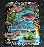 Pokemon Venusaur EX Full Art (Foil) XY123 Promo Card