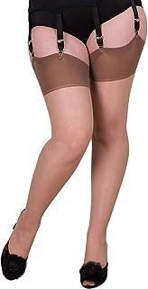 MA87 Sock and Stocking Donna Calze per reggicalze