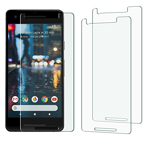 Google'Pixel 2' Screen Protector,[2-Pack] 0.2mm 6H Hardness PET Screen Protector for Google Pixel 2 [Easier to Install and more Durable than Tempered glass]