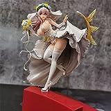 MICOKID Vestido de Novia de Lujo Sonoko 10 ° Aniversario Sonoko en Caja Colección de Modelos de Personajes de Anime Juguete de Regalo Figura de acción Muñeca Decoración de Escritorio Regalo