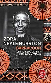 Barracoon par Zora Neale Hurston