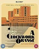A Clockwork Orange[Blu-ray] [1971] [Special Poster Edition] [Region Free]