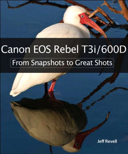 Canon EOS Rebel T3i / 600D: From Snapshots to Great Shots (English Edition)