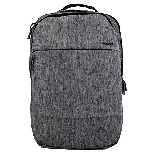 インケース Incase リュック バックパック シティコレクション メンズ レディース 通学 通勤 City Backpack CL55569 Backpack ヘザーブラックHeather Black 27L [並行輸入品]