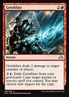 Magic The Gathering - Geistblast (160/297) - Shadows Over Innistrad