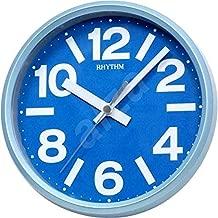 Rhythm Cmg890Gr04 Wall Clock - Blue