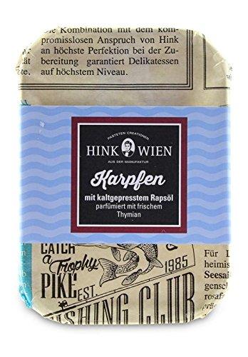 Hink Wien Karpfen parfümiert mit Rosmarin in der Dose, 115 g