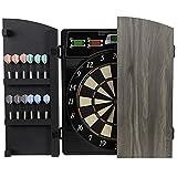 Best Electronic Dart Boards - Arachnid Cricket Maxx 4.0 Electronic Dartboard Set, Black Review