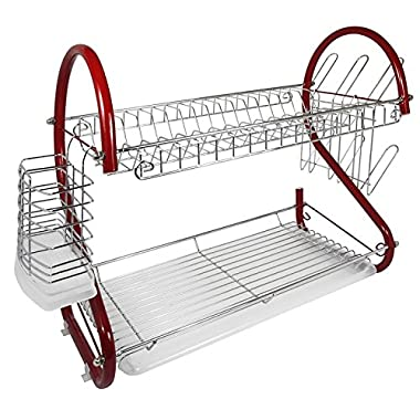Better Chef DR-165R 2-Tier Dishrack