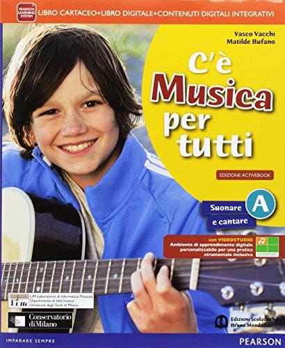 C'è musica per tutti. Vol. A-BLIM. Per la Scuola media. Con e-book. Con espansione online. Con libro