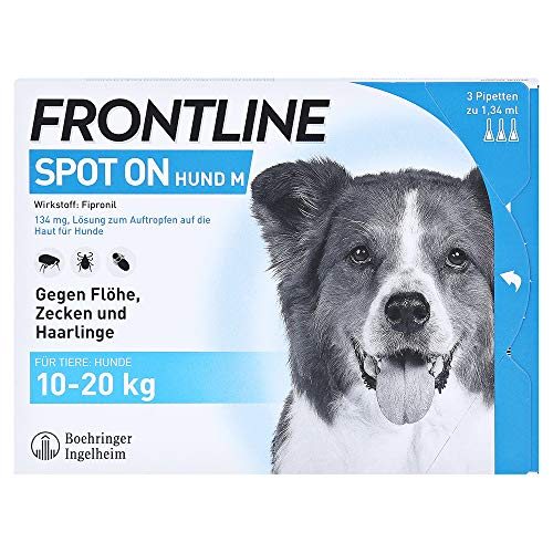 Frontline Spot on H20 , 3 Stück