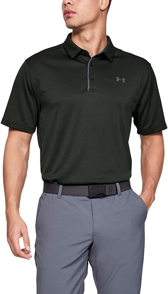 Under New mail order Armour Men's Max 59% OFF Polo Golf Tech
