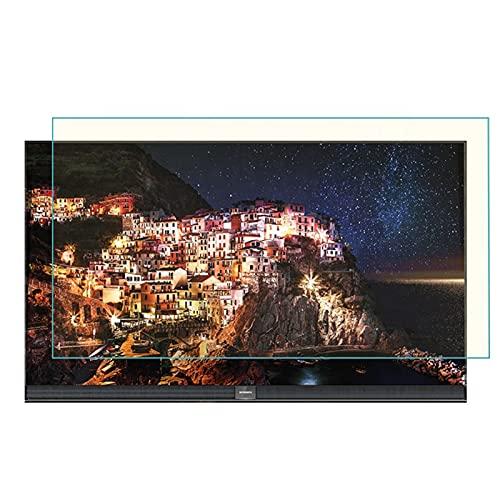 GFSD Protector de Pantalla de TV 27-75 Pulgadas Película de Filtro Bloqueo Luz Azul Película Antideslumbrante Suaviza La Luz for LCD, LED, OLED Y QLED 4K HDTV