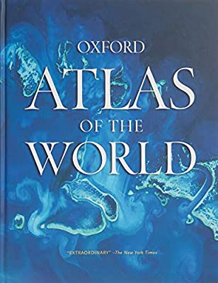 Atlas of the World from Oxford University Press