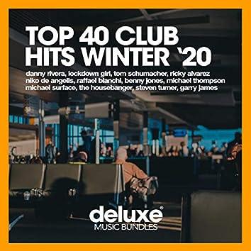 Top 40 Club Hits Winter '20