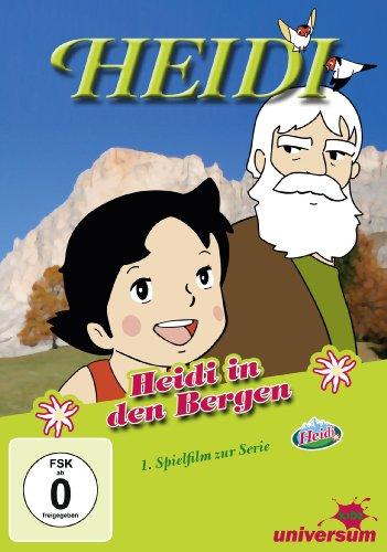 Heidi in den Bergen (1. Spielfilm zur Serie)