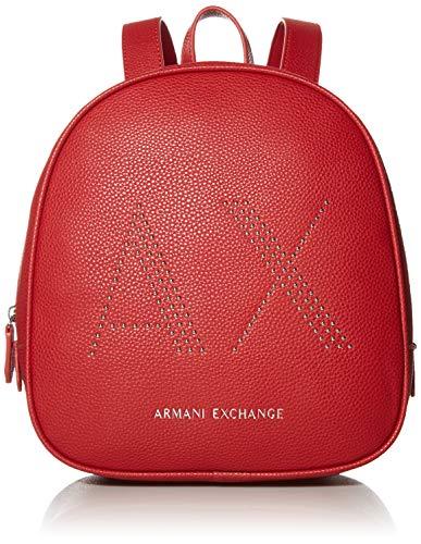 ARMANI EXCHANGE - Backpack With Zip, Zaino Donna chiuso con cerniera 942563 284