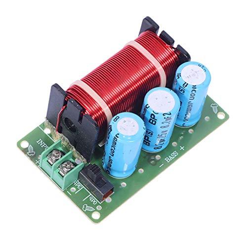 Sharplace Module Filtre Aigus Ajustable Subwoofer Audio Crossover Diviseur de Fréquence