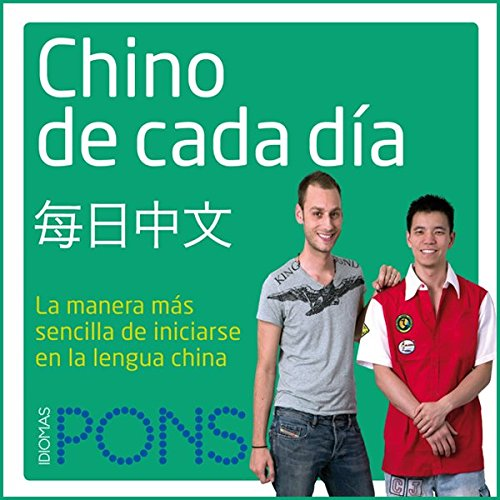 Chino de cada día [Everyday Chinese] audiobook cover art