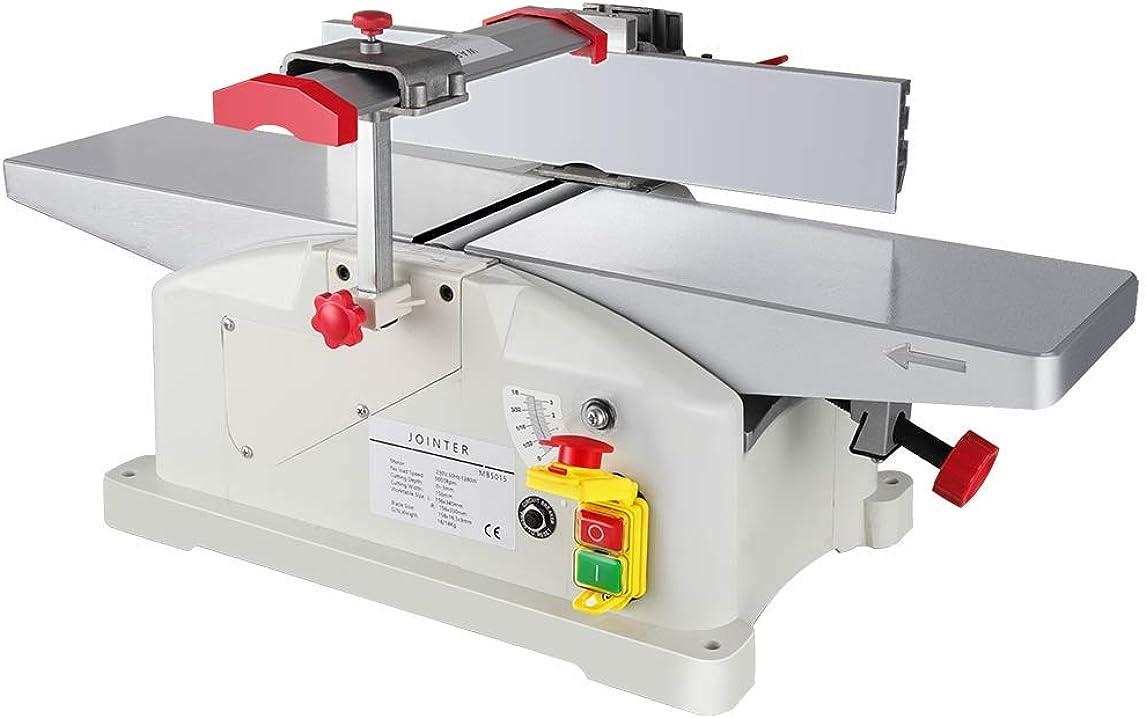 Anbull - piallatrice a filo e spessore, 1280 w, spessore di taglio 0-3 mm, 9000 giri/min, 230 v/50 hz B08FJC6ZGV
