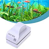 UEETEK Fisch Tank Glass Magnet Bürste,Aquarium Reiniger Algen Schaber Scheibenreiniger Bürste
