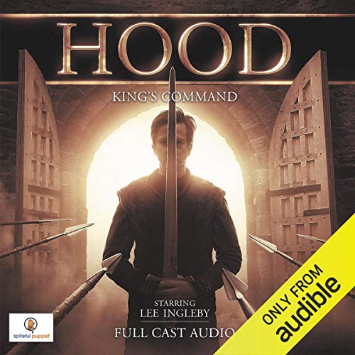 Hood: King's Command audiobook cover art