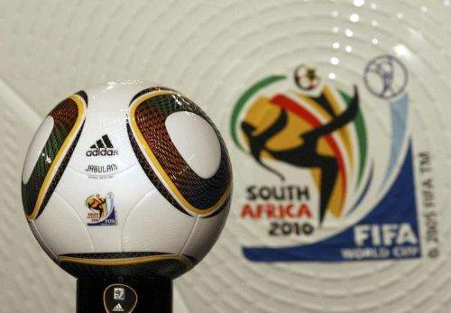 Balón De Fútbol Jabulani  marca