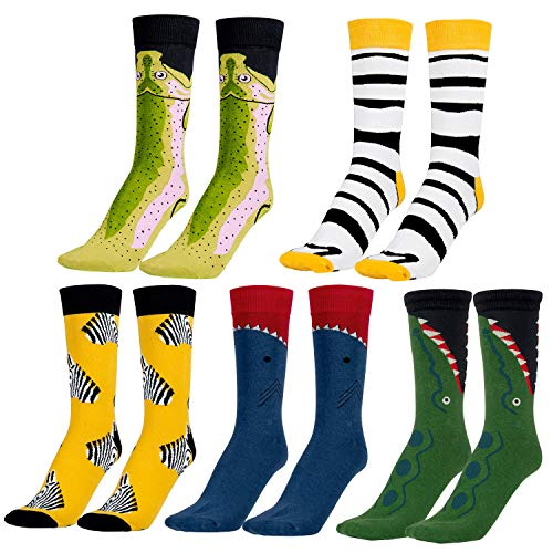 MOOKLIN ROAM 5 pares de Calcetines Estampados Colores