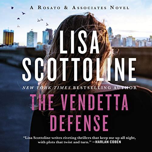 Couverture de The Vendetta Defense