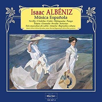 Albéniz: Música Española