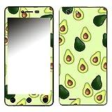 Disagu SF-106881_1122 Design Folie für Switel eSmart H1 - Motiv Avocados Muster grün