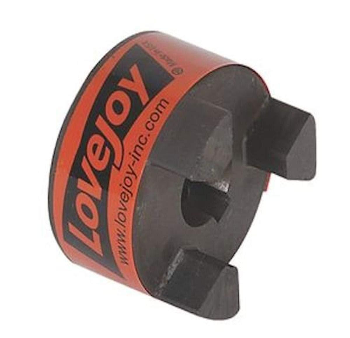 Lovejoy 12432 Size L225 Standard Tampa Mall Jaw Iron Cast In Hub San Diego Mall Coupling