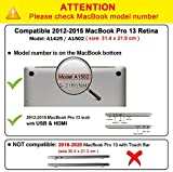 Zoom IMG-2 ineseon custodia macbook pro 13
