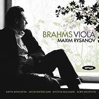 Brahms - Viola Sonatas by Johannes Brahms (2008-11-11)