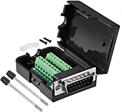 26AWG 3 HD Dsub 15 Pin Pinbelegung 2 Ferrit-Filter - doppelt geschirmt RGB celexon VGA-Kabel Pro Serie Stecker-Stecker 35 m +4 SVGA-Stecker