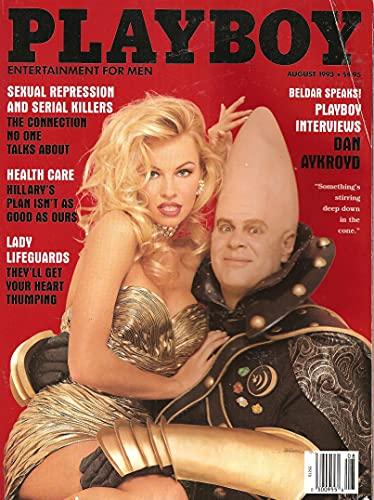 Playboy Magazine, August 1993 Single Issue Magazine – August, 1993
