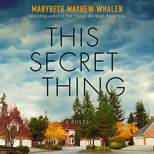 This Secret Thing audiobook cover art