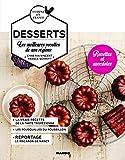 Desserts - Les meilleures recettes de nos régions